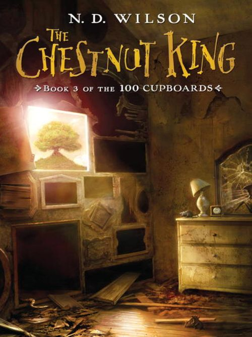 Chestnutking_book