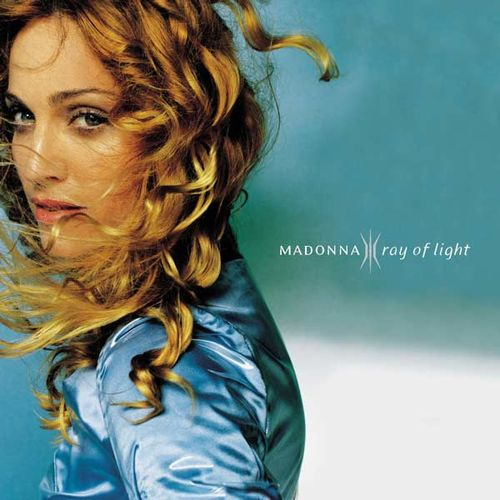 Madonna-ray-of-light-cover-design