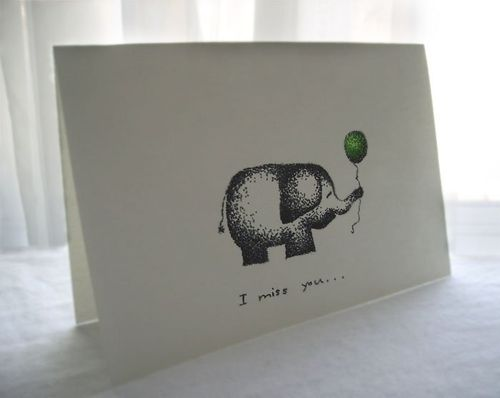 Elephant_i_miss_you_card