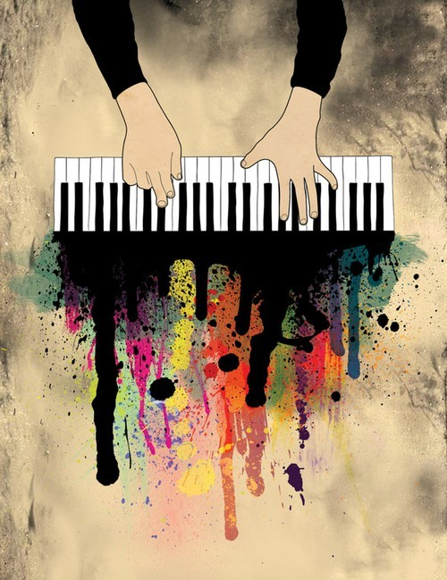 Piano_painting